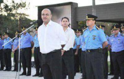 El Gobierno puso en marcha el operativo policial Felices Fiestas