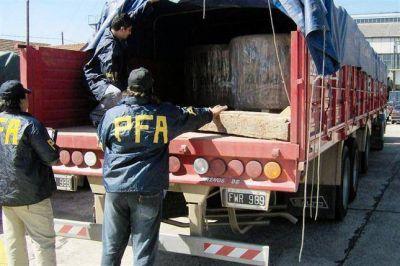 Piratas del asfalto: en la Argentina se roban cinco camiones por día