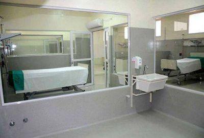 Hospital � inauguraron ampliaciones en el San Roque
