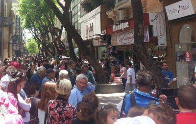 Creen que en Córdoba las ventas navideñas igualarán a 2013