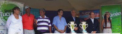 Los 50 mejores golfistas del país compitieron en Tucumán