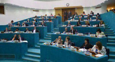 Con muchas discusiones, se aprobó el Presupuesto provincial 2015
