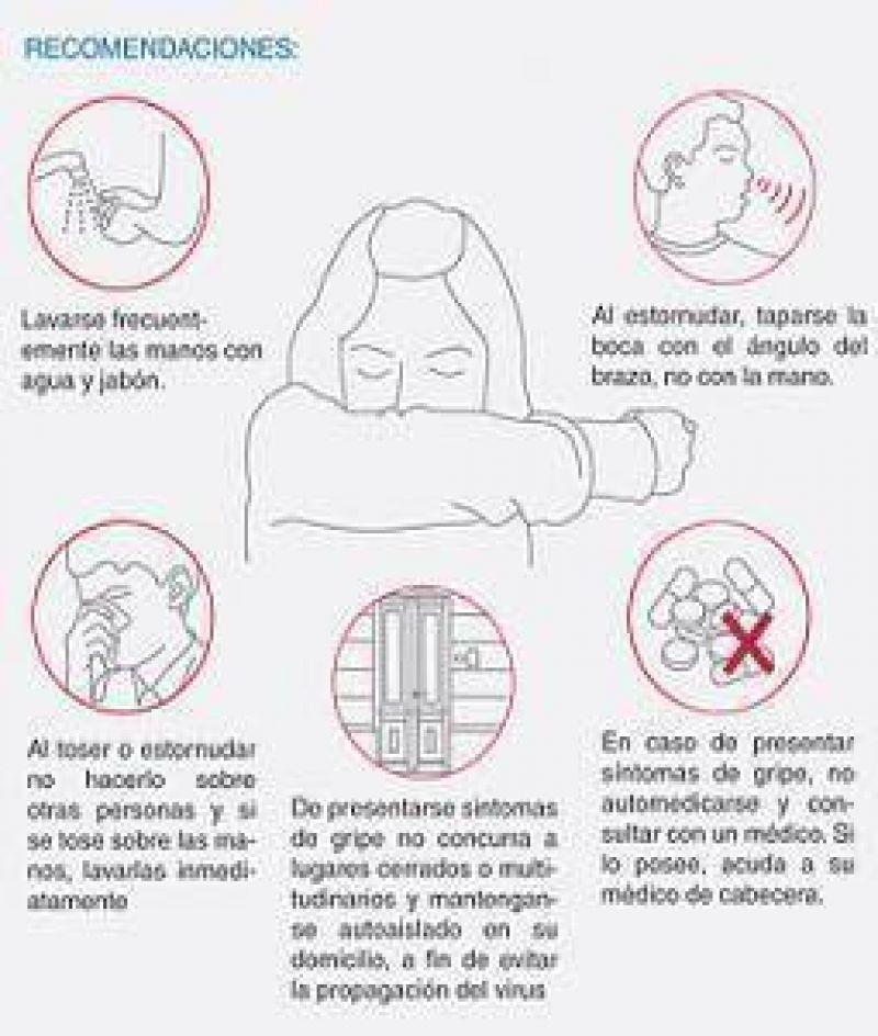 Gripe porcina. Todas las recomendaciones para evitar contagiarse
