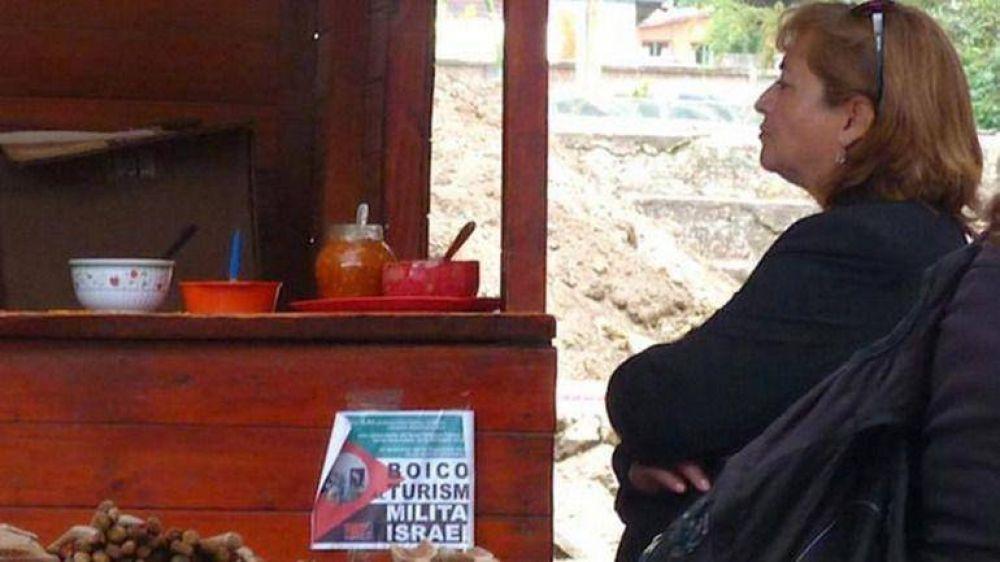 Insólita campaña discriminatoria contra los judíos en la Patagonia