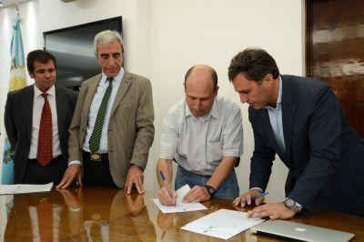 Firmaron acuerdo interministerial para reforzar acciones de salud a personas en contexto de encierro