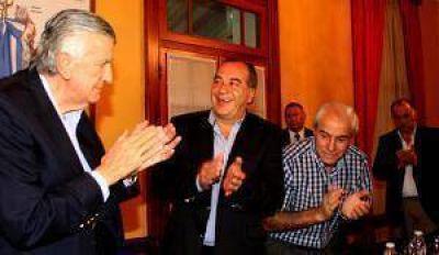 Gioja cree que en febrero se podrá licitar la obra del túnel a Chile
