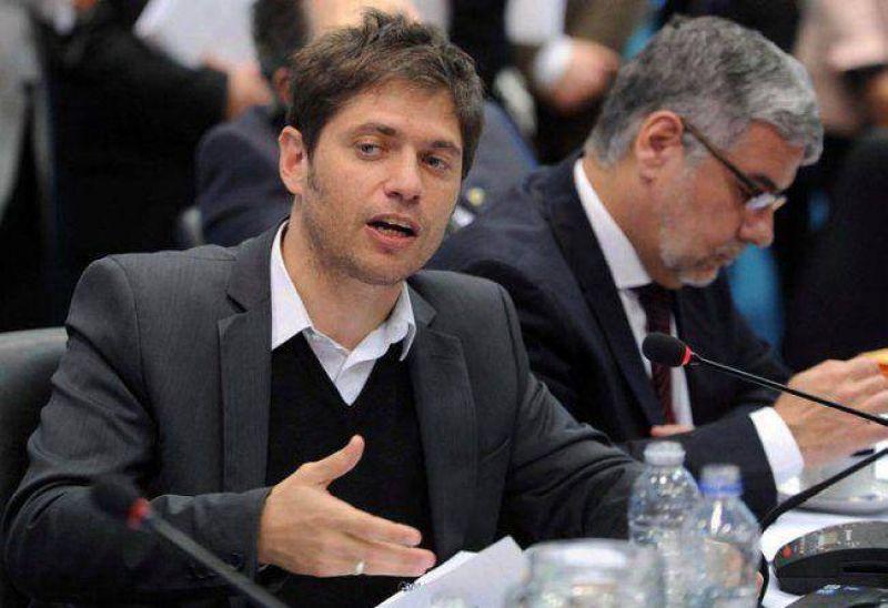 Gremios K le presentarán a Kicillof cambios en ganancias