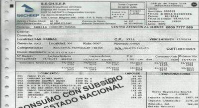 En el Chaco desconocen sobre negociaciones para que no se incremente la tarifa eléctrica