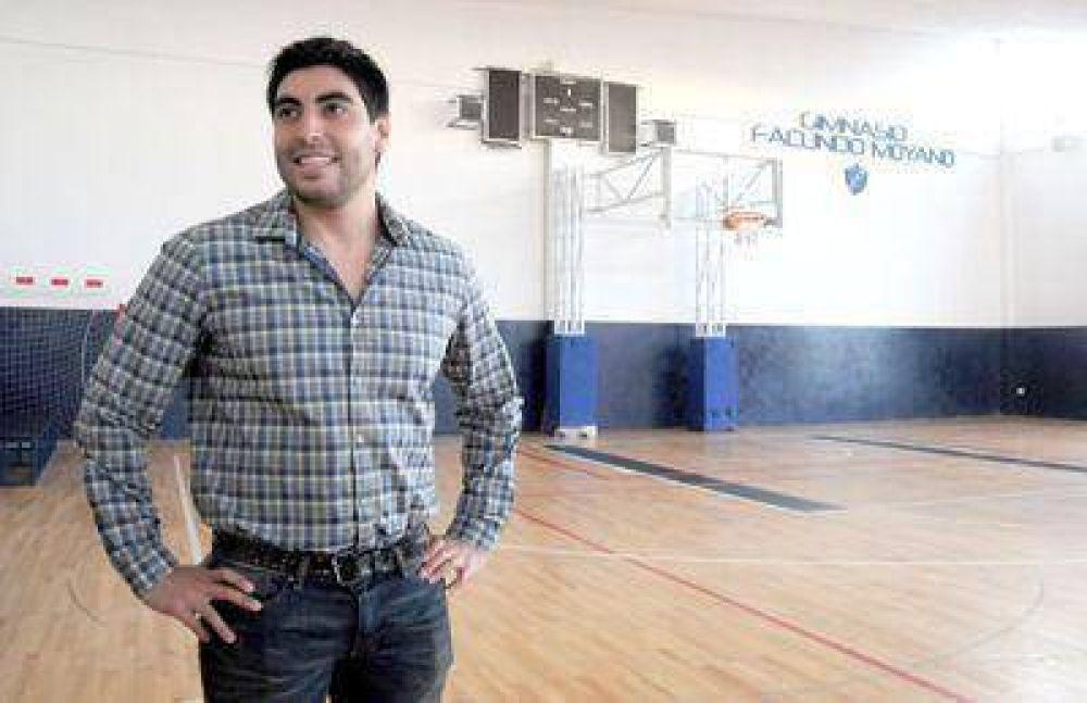 Moyano está dispuesto a respaldar a un candidato para las elecciones de Alvarado