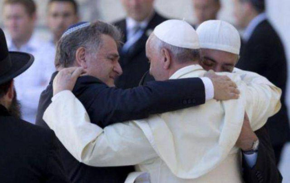 Católicos y judíos, juntos en Navidad y Hanuka en Córdoba