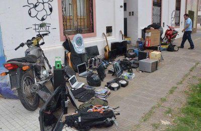Datos oficiales: delitos contra la propiedad subieron el 21,4 por ciento en La Pampa