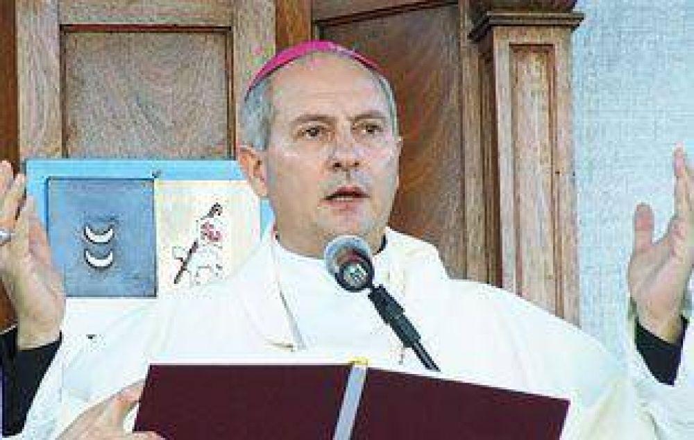 El mensaje de monseñor Jorge Lugones para esta Navidad