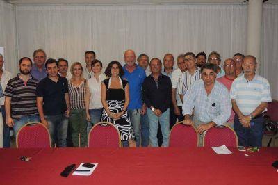 El Frente Amplio UNEN se reunió en Villaguay para consolidar su propuesta para 2015