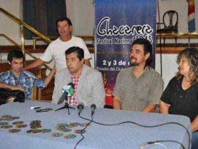 Comenzó la cuenta regresiva para el festival de la Chacarera