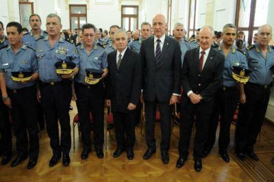 Buscan más operatividad de la Policía con cinco jefes regionales