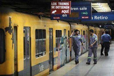 Los metrodelegados suspendieron el paro de subterráneos