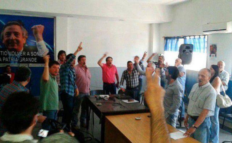 Más gremios se organizan desde el peronismo en defensa del proyecto nacional y popular