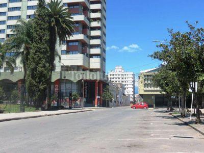 Calles vacías en Jujuy