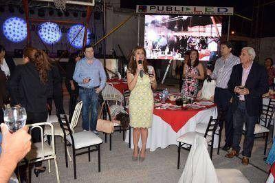 El Frente Cívico de La Banda realizó su cena de Fin de Año