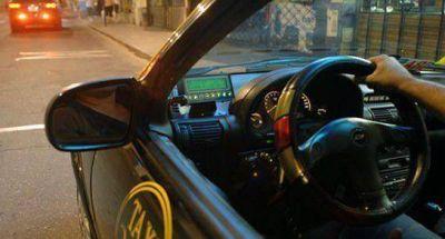 Taxis: poca demanda y bien cubierta