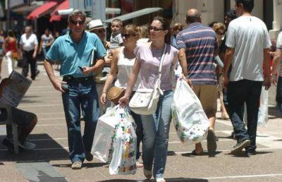 Estiman que las ventas navideñas crecieron un 30% en la Ciudad de Santa Fe