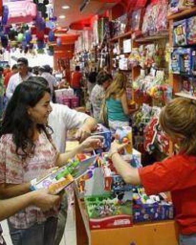 La Navidad oxigenó las ventas del comercio minorista
