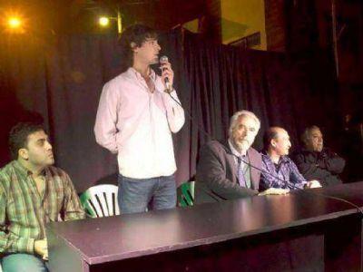 """Gastón Castagneto: """"El Frente para la Victoria y KOLINA están afianzando un trabajo muy fuerte"""""""