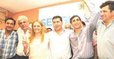 El vicegobernador Sergio Casas lanzó su candidatura para el 2015
