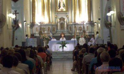 En Corrientes, el arzobispo Stanovnik pidió en Nochebuena por la dignidad humana