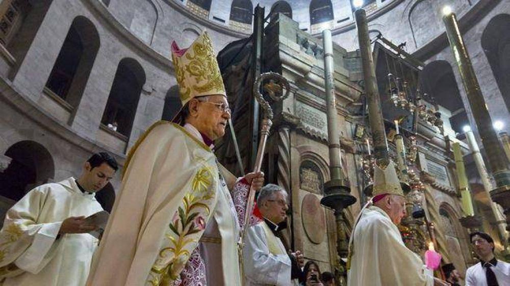 Tierra Santa: El patriarca exhorta a reconstruir la Franja de Gaza