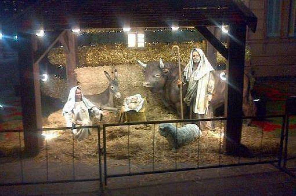 Por Twitter, Cristina envió su saludo de Navidad a los argentinos