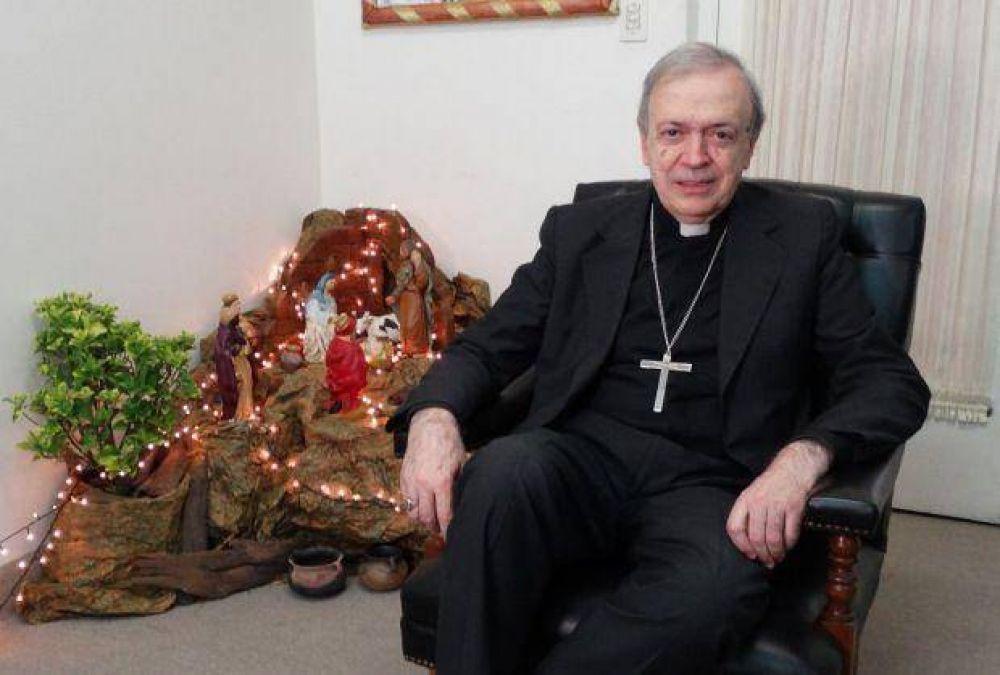 MENSAJE DE NAVIDAD DE MONSEÑOR ANTONIO MARINO
