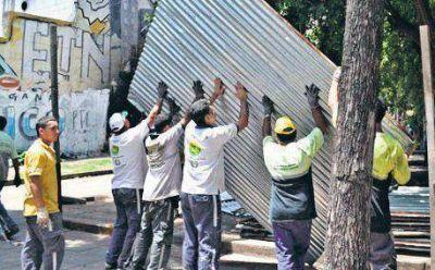Crisis habitacional: diciembre el mes de los desalojos