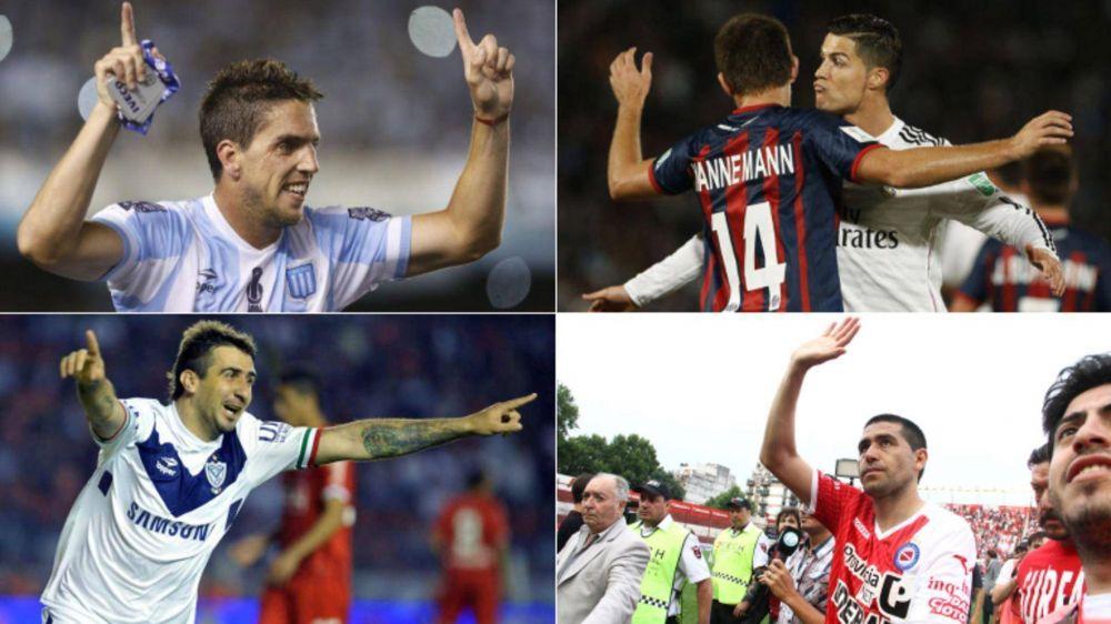 Cómo está el mercado de pases 2015 del fútbol argentino