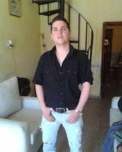 Falleció un joven policía. Los restos ya son velados en Chivilcoy.