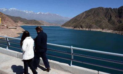 Un fin de semana con poca agua en varios sitios del Gran Mendoza