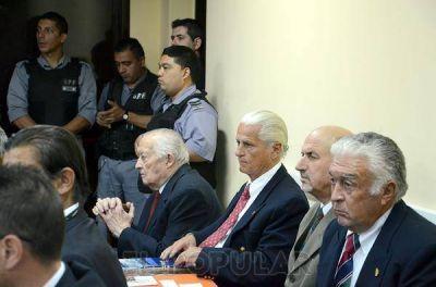 Este lunes dictar�n sentencia por los cr�menes de lesa humanidad en Monte Peloni
