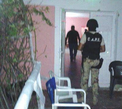 Clausuraron un local en Chilecito donde se ejercería la prostitución