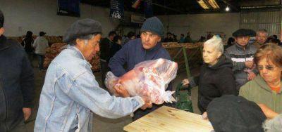 El Mercado Comunitario vuelve a ofrecer chivos y corderos