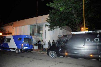 Frustraron la fuga masiva de una decena de presos de la comisaría 11ª de Santa Fe