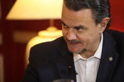 Rubén Galassi fustigó a Miguel Del Sel y lo vinculó con el pasado