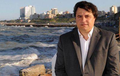 Iriart manifestó su satisfacción por la finalización del Dragado del puerto