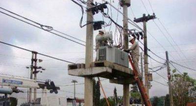 Verbeek aseguró que se encuentran trabajando para no aumentar la luz