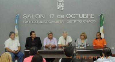 García Solá de campaña: propone que se elimine la figura de vicegobernador