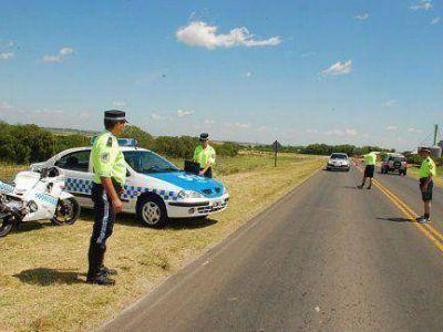 Luces apagadas y excesos de velocidad, las faltas más comunes en rutas entrerrianas