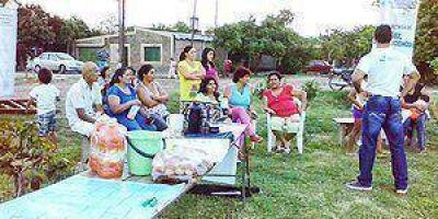 Promueven el Fortalecimiento Familiar para la resolución de conflictos