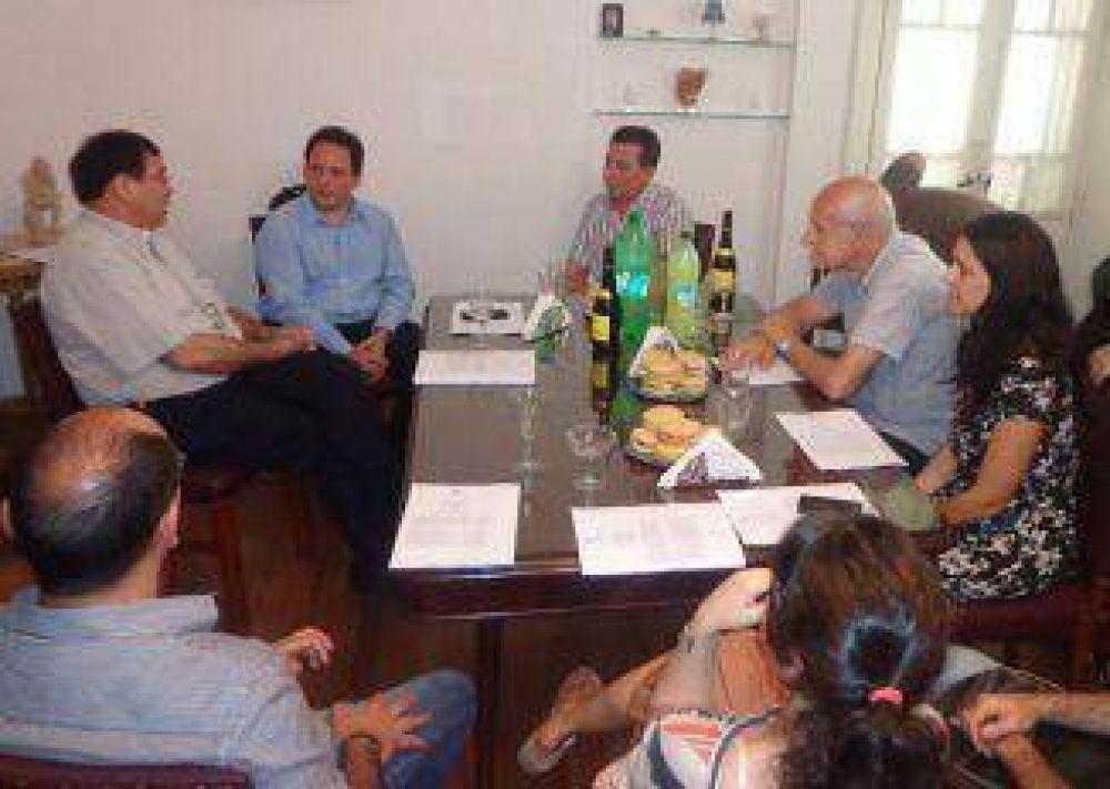 El obispo Tissera ratificó la lucha contra la trata de personas y el narcotráfico en Quilmes