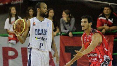 Bahía Basket sumó su 10ª caída consecutiva al perder ante Quilmes de Mar del Plata 86-69
