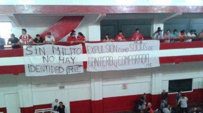 Malos recuerdos: ambiente tenso en la asamblea de Independiente