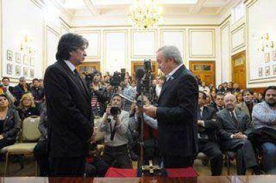 José Luis Garrido decidió irse del PJ y del Gabinete provincial